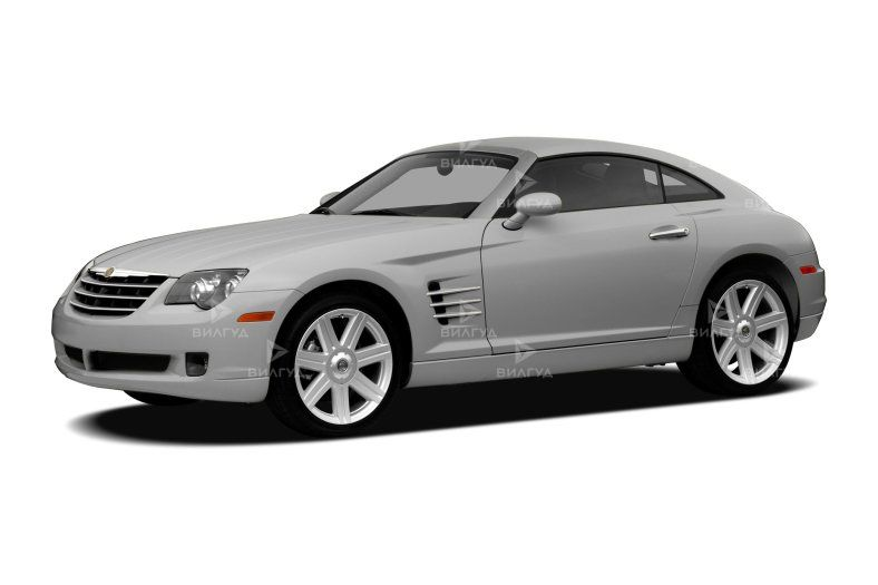 Диагностика ошибок сканером Chrysler Crossfire в Казани